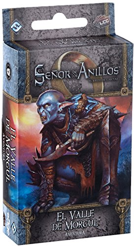 Lord of the Rings Lcg: The Morgul Vale Adventure Pack