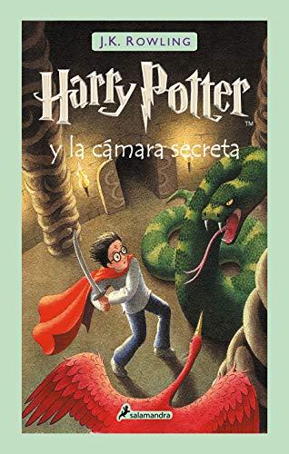 Libro De Harry Potter 8 Años  marca Salamandra Infantil y juvenil