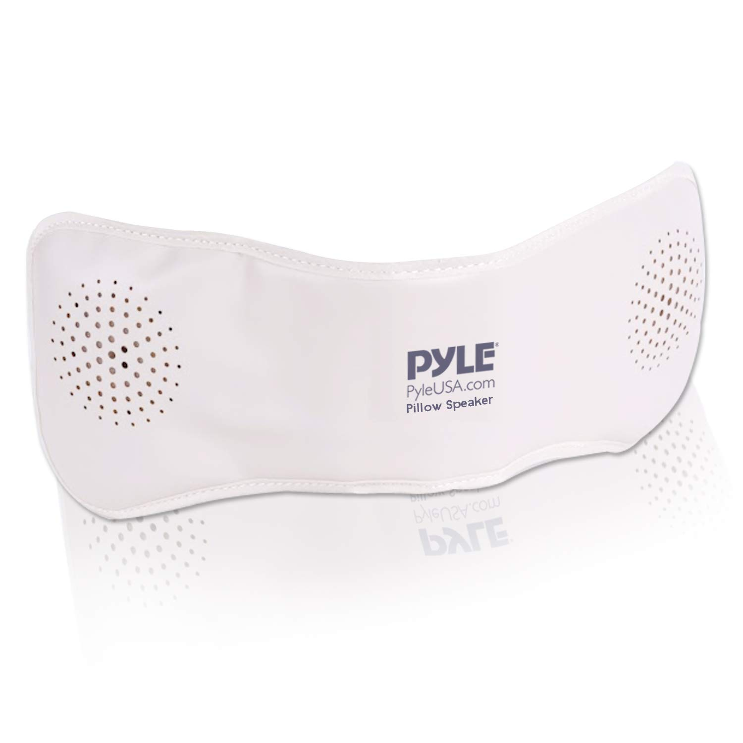 Pyle PPSP10 Bluetooth Pillow Speaker, Rechargeable Portable Sleep Therapy  Noise Sound Machine with Soothing All-Natural Sounds Remote Control  AUX