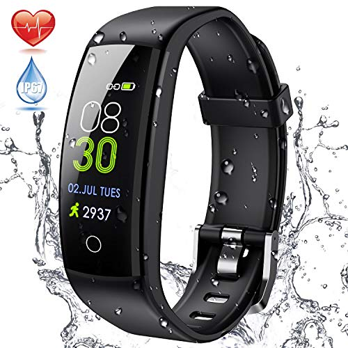buenos comparativa ELEGIANT Smart Activity Bracelet, Smart Watch IP67 Sport 3DUI Hombres Mujeres… y opiniones de 2021