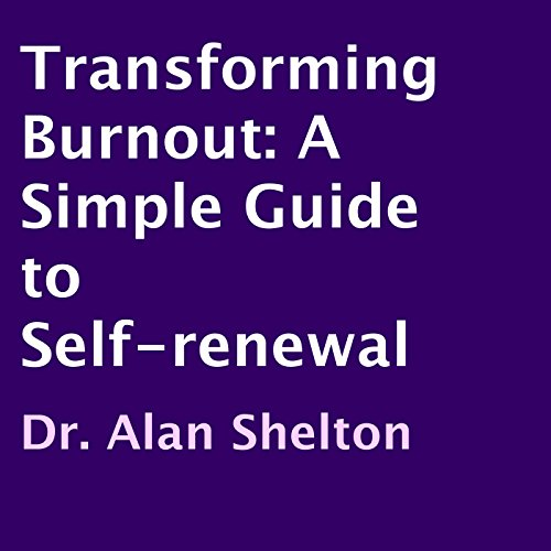 Transforming Burnout audiobook cover art
