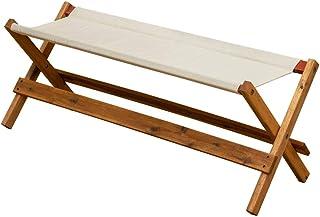 アカシア 折りたたみロングベンチ110 アウトドア 椅子 いす イス UNL-14BR