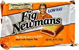 Newman's Own Low Fat Fig Newmans -- 10 oz (Pack of 3)