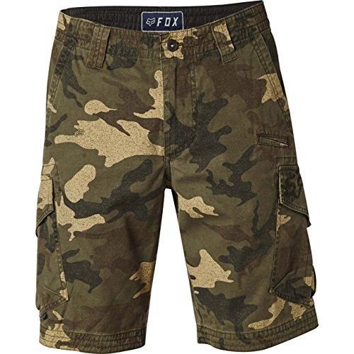 Fox Herren Slambozo Canvas Camo Cargo Shorts - Mehrfarbig - 28
