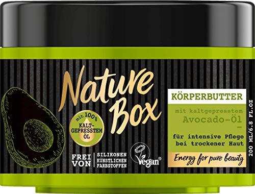 Nature Box Körperbutter Avocado, 200 ml
