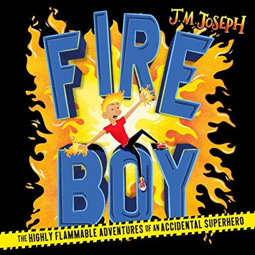 Fire Boy cover art