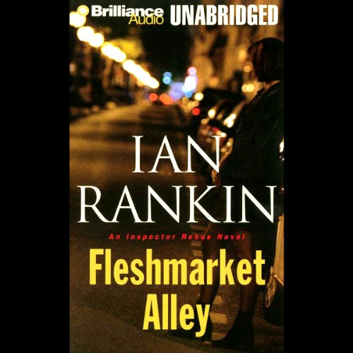 Fleshmarket Alley audiobook cover art