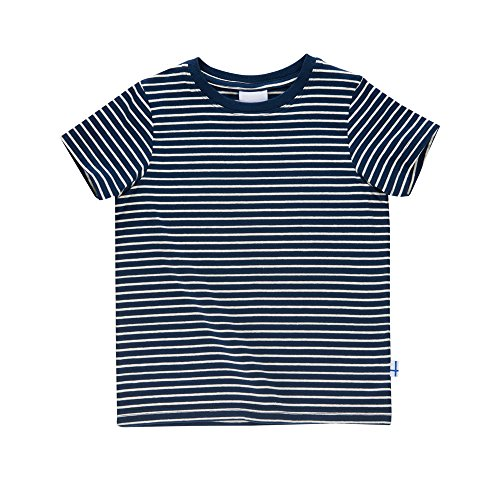 Finkid Supi Kinder Jersey Ringel kurzarm Shirt