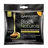 Garnier Black Naturals Hair Color, Shade 3, 40g (Pack of 8)