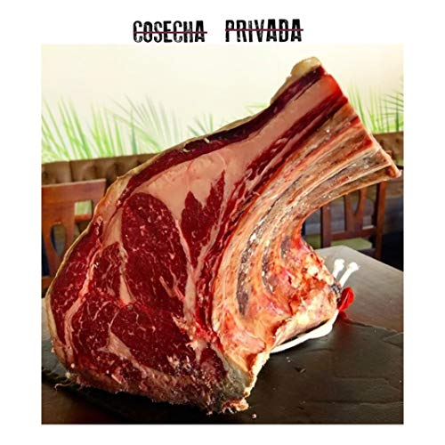 Chuletón de Vaca Gallega - 1 kg - Seleccionado por Cosecha Privada - Producto Fresco