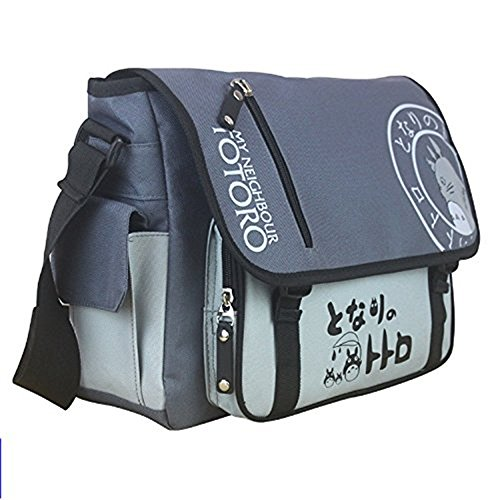 Anime My Neighbor Totoro Canvas Messenger Bag