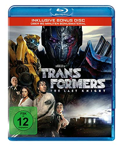 Transformers 5 - The Last Knight inklusive Bonus-Disc [Blu-ray]