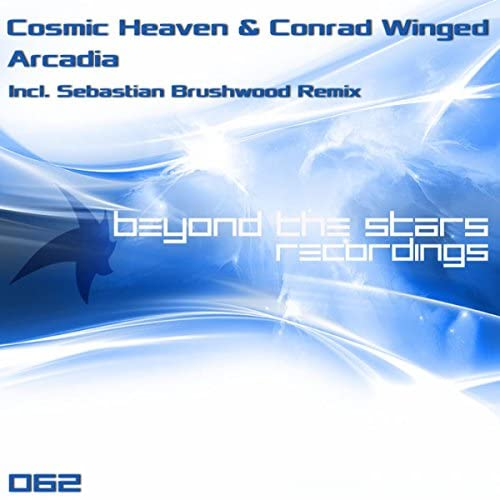 Cosmic Heaven & Conrad Winged