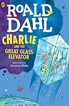 Paperback Charlie and the Great Glass Elevator Book