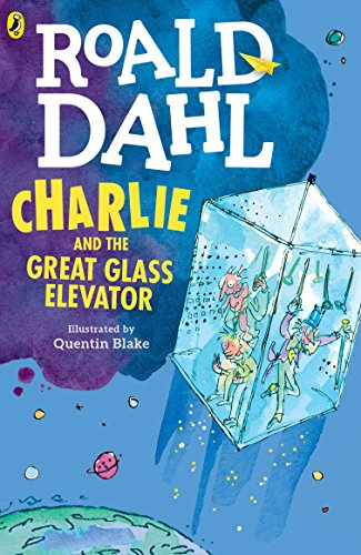 Charlie and the Great Glass Elevatorの詳細を見る