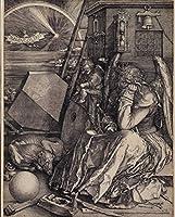 Albrecht Durer ジクレープリント アート紙 アートワーク 画像 ポスター 複製(メランコリア) #XZZ