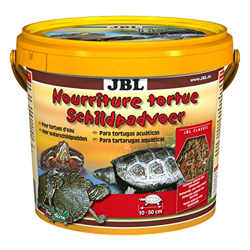 JBL Nourriture pour Tortue Aquariophilie 2,5 L