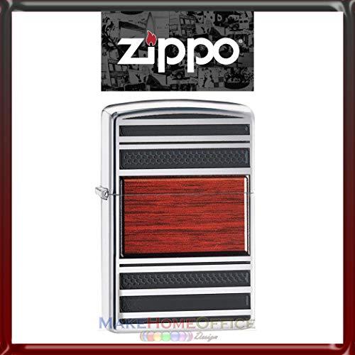 Accendino'Zippo' Mod. 28676 Pipe Prestige per Pipa Benzina Ricaricabile Antivento'Modello Classic'