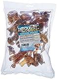 Arquivet Puntas de nervio de toro natural - Snacks naturales para perro - Golosinas para perro - Chuches para perro - Comida perros de gran calidad - 500 g