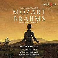Mozart: Clarinet Quintet In A Major Kv581 / Brahms: Clarinet QuintetIn B Minor