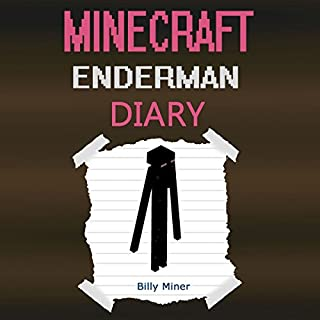 A Minecraft Enderman Diary audiobook cover art