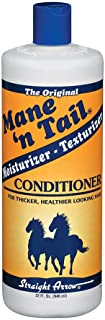 Straight Arrow The Original Mane N Tail Moisturizer Texturizer Conditioner by Straight Arrow for Unisex - 32 oz Con, 946 ml
