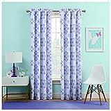 WAVERLYKids Room Darkening Curtains for Bedroom - Ipanema 42
