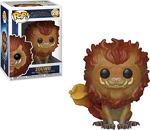 Funko POP! Movies: Fantastic Beasts - Zouwu,Multicolor