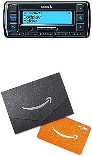 SiriusXM Stratus 7 Satellite Radio with Vehicle Kit + Amazon.com $10 Gift Card