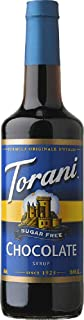 Torani Sugar Free Chocolate Syrup 12.7 ounce