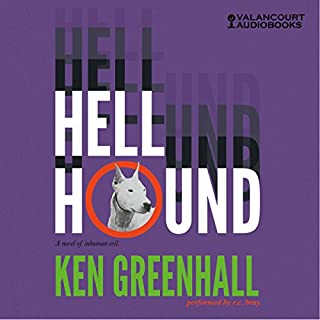 Hell Hound audiobook cover art
