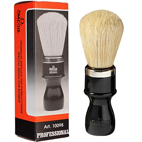 Omega Shaving Brush # 10098 Professional Boar...