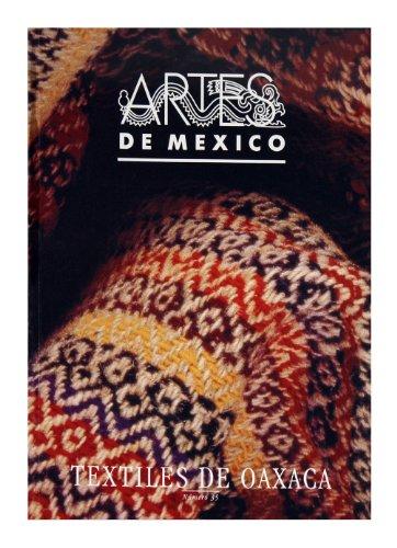 Artes de Mexico # 35. Textiles de Oaxaca / Textiles from Oaxaca (Spanish and English Edition)