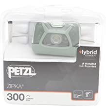 PETZL, ZIPKA Headlamp, 300 lumens, Ultra-Compact Headlamp