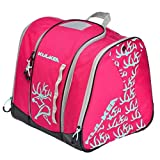 KULKEA Speed Star - Kids Ski Boot Bag, Fuchsia Pink