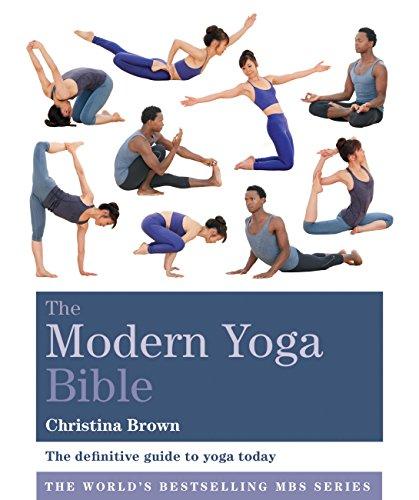 The Modern Yoga Bible (Godsfield Bibles) (English Edition)