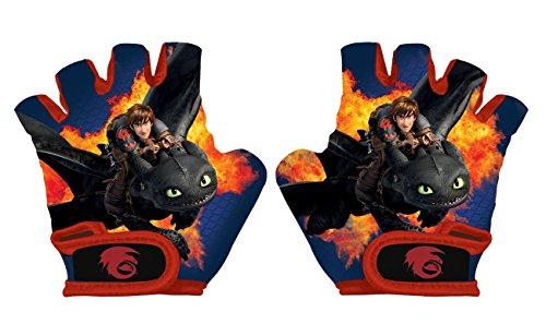 Dragons Fahrradhandschuhe Schutz für Kinderhände GR. 5