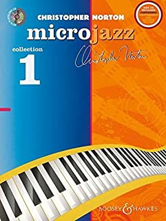 Microjazz Collection 1 for Piano CD with Perf. and Accompaniment Tracks