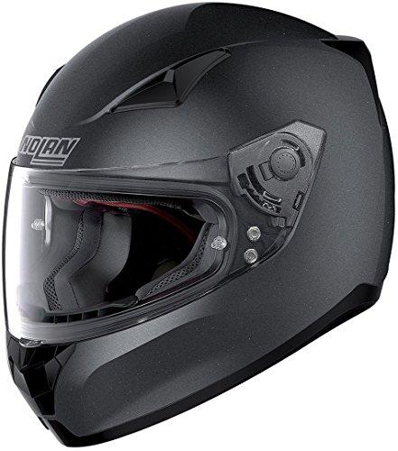Nolan N60-5 Special Casco Integral, Black Graphite, M