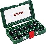 Bosch - Pack de 15 fresas con ...