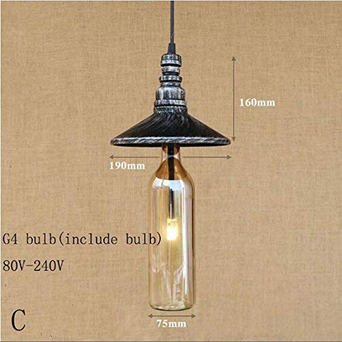 Zhang Yan , Flaschenschrank led licht Suspension Lampe Badezimmer d''POCA Living/Dining/bar g4 licht Suspension Lampe vorrichtung 220 v, c