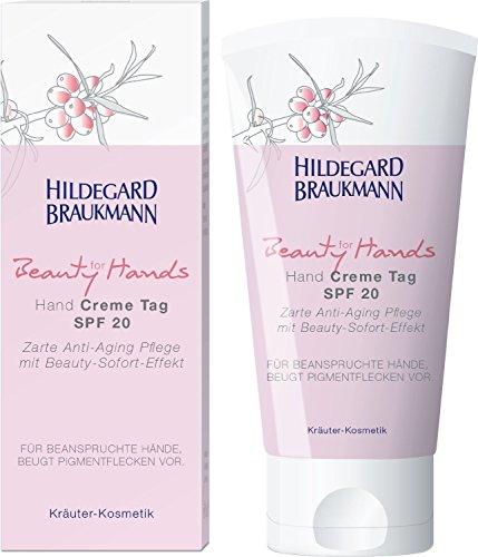 Hildegard Braukmann Hand Creme Tag SPF 20 75 ml