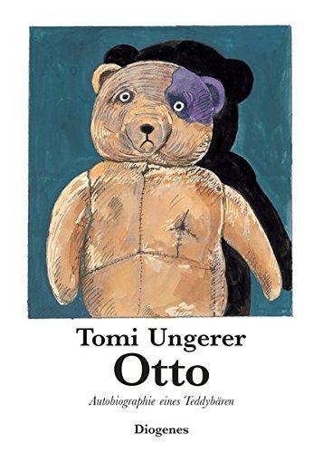 otto autobiographie eines teddybären tomi ungerer