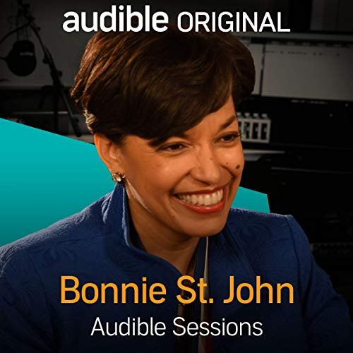 Bonnie St. John audiobook cover art