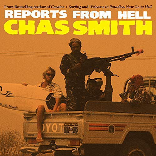 Couverture de Reports from Hell