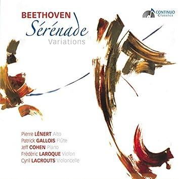 Beethoven: Sérénade et variations