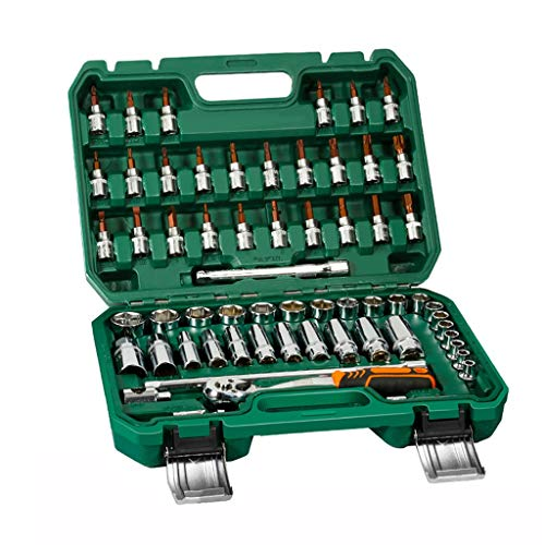 GJX Werkzeugkoffer Mechanic Sockel Tool...