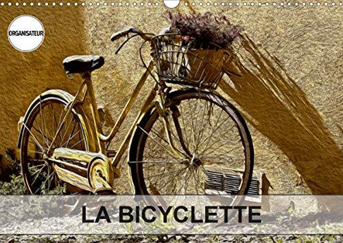 Le Lay, N: BICYCLETTE (Calendrier mural 2020 DIN A3 horizont: Tableaux de peinture numérique sur le thème de la bicyclette. (Calendrier anniversaire, 14 Pages ) (Calvendo Art)