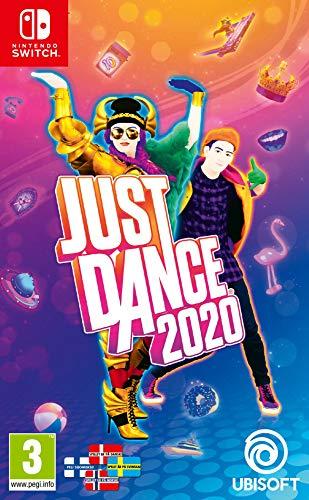 Ubisoft Just Dance 2020 (English/Nordic Box)(Nintendo Switch) (Nintendo Switch)