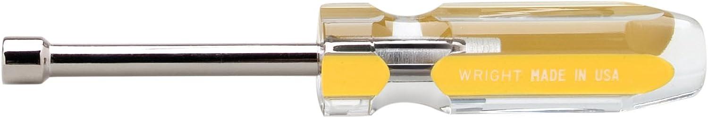 Wright Werkzeug Metrisches Hohlwelle Mutter Treiber, 9239 B0082R9XBU   Bunt,